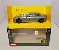 "MONDO MOTORS - 1:43 DIECAST - LAMBORGHINI ESTOQUE ""METALLIC GREY"" - NEW"