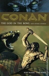Conan TPB 2-REP NM 2005 Stock Image