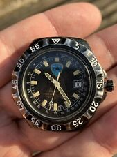 DPW Breitling Brigata Paracadutisti Folgore Watch Military Quartz For Parts