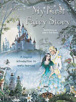 (Very Good)-My First Fairy Story (Sparkly Book Series) (Paperback)-.-184451868X