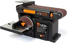 WEN 6502T 4.3-Amp 4 x 36 in. Belt and 6 in. Disc Sander with Cast Iron Base !!!