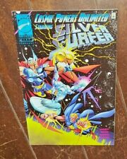 Cosmic Powers Unlimited: Silver Surfer/Beta Ray Bill/Drax #4, (1995, Marvel)