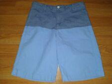 Vineyard Vines Boy's Size 16 Blue Color Block Blue Shorts