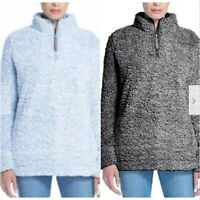Weatherproof Vintage Womens Sweater Pullover Frosty Tip