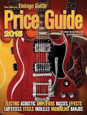 The Official Vintage Guitar Price Guide 2015 (Official Vintage Guitar Magazine P