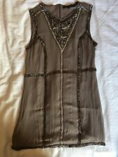 French Connection Silk Party Dress