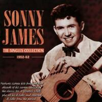 SONNY JAMES - THE SINGLES COLLECTION 1952-62 NEW CD