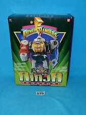 POWER RANGERS DELUXE NINJA MEGAZORD BOXED BRAND NEW NEVER REMOVED FFROM BOX