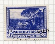 South Africa 1951 Pictorial Issue Fine Used 3d. 225188