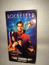 The Rocketeer (VHS, 1992) Bill Campbell, Alan Arkin & Jennifer Connelly
