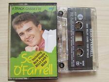 SEAN O'FARRELL 4 X TRACK CASSETTE, 1990 K-TEL RECORDS [IRELAND] TESTED.
