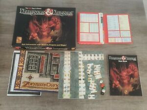 (The new easy to master) Dungeons & Dragons, TSR, RPG Boardgame