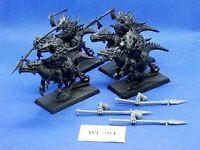 Warhammer Fantasy - Lizardmen - Saurus Cold One Cavalry x4 - WF284