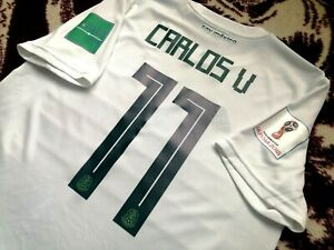 Jersey mexico adidas Carlos Vela (M) 2018 world cup rusia  LAFC  mls