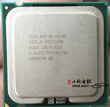 Intel Pentium Dual core E6600 CPU 3.06GHz 2MB/1066Mhz LGA775 SLGUG