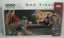 """Dog Tired"" 1000 PC Puzzle - Spilsbury CO."