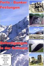 Befestigungen in der Schweiz - DVD-Dokumentation