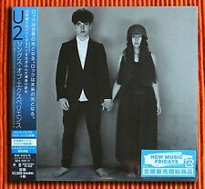U2 - SONGS OF EXPERIENCE    Limited Edition CD  Japan 5 Bonus Tracks   SEALED