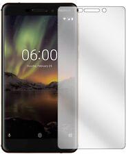 Schutzfolie für Nokia 6.1 2018 Display Folie klar Displayschutzfolie