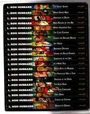L. RON HUBBARD Boxed Set of 20 Volumes