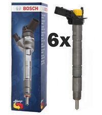 Injektor 6x Audi VW 3,0 TDI BMK ASB BKN BMN 059130277BD 0445115078 0445115052