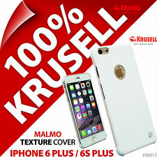 Krusell Malmo Texture Cover Fin coque de protections pour iPhone 6 Plus / 6S