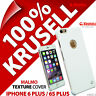 New Krusell Malmo Texture Cover Slim Protective Case for iPhone 6 Plus / 6S Plus