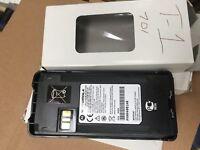 NEW in BOX OEM Genuine Motorola Battery LiIon 1500mAh PMNN4081AR for CP185 radio
