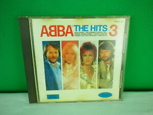 CD ABBA The Hits 3 Pickwick (1988) cd26