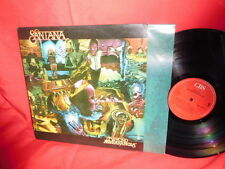 SANTANA Beyond appearances LP 1985 HOLLAND MINT- Inner