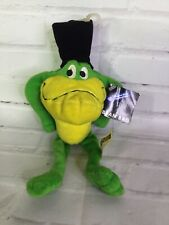 VTG Warner Bros Studio Store MJ Michigan Jose Frog Bean Bag Stuffed Plush 1998