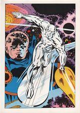 Vintage 1978 SILVER SURFER Pin up Poster Marvel Comics