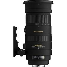 Sigma 50-500mm f4.5-6.3 DG OS HSM Lens For Sony