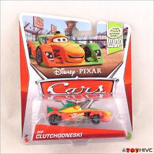 Disney Pixar Cars 2 WGP Rip Clutchgoneski World Grand Prix 2013 Mattel diecast