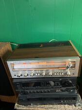 Vintage Pioneer SX-650 Stereo Receiver