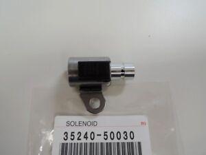 Toyota 35240-50030 VALVE, SOLENOID(S3)