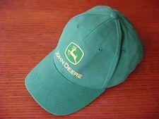 John Deere - Green Ball Cap/Trucker Hat - Adjustable Size