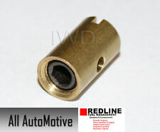 Universal Carburetor Trunnion (barrel/nut) for accelerator cable linkage connect