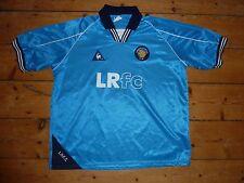 Londres Rangers FC Adulto XXL Le Coq Camiseta de Fútbol Foster 13 Matchworn