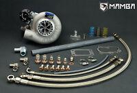 "SALE- MAMBA GTX TD05H-18G 6cm 3"" ANTI-SURGE Turbo KIT FOR Nissan TD42 GU Patrol"