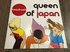 Queen Of Japan ‎– Headrush  P9 Ships from US