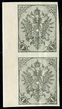 A07675 - Bosnia #11* imperforate pair