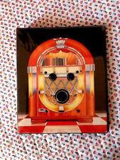 + cartella radio jukebox 4 anelli raccoglitore cm 31x24 scolastico QUADERNO