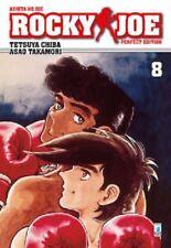 Manga - Star Comics - Rocky Joe Perfect Edition 8 - Nuovo !!!