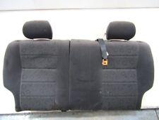 71017-12500 Back Seats Rear Toyota Corolla 1.4 71KW 3P B 5M (2001) R