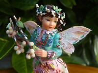 Snowberry Faerie Poppets Fairy By Christine Haworth BNIB