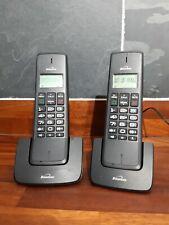 Cordless Telephone Binatone Designer 2115 Twin Pack Digital. Cordless phones.