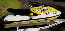 1996 Sea-Doo HX Personal water craft Jet ski sports BRP PWC Bombardier