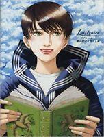 """Ikuko Hatoyama Art book """"Litteraire"""" First Illustration Collection Japan Anime"""