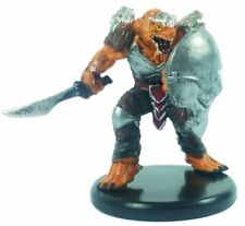 Monster Menagerie III #20A Dragonborn Fighter Dungeons & Dragons Mini Figure D&D